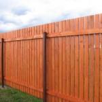 Строим забор на участке сразу или потом?