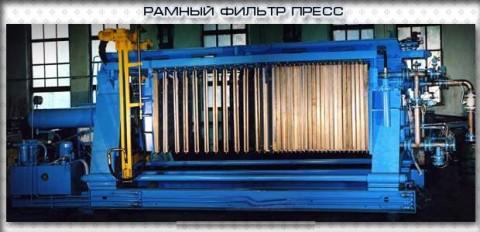 ramnii filtr-press