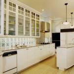 Дизайн кухни в стиле Ар-деко и эклектика