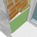 Как правильно сделать откос окна?