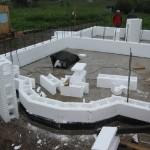 Технология строительства дома из термоблоков