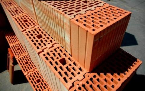 керамический кирпич для строительства