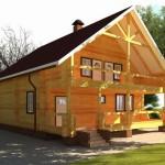 Современное домостроение из древесины
