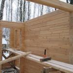 Вспомогательные материалы для строительства бани