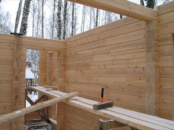 Баня строительство своими руками фото