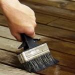 Защита древесины естественной и искусственной сушкой, антисептиками, водными растворами и краской.
