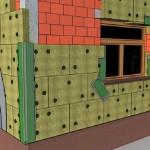 Стройматериалы для утепления фасада