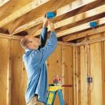 Особенности электрической проводки в деревянных домах