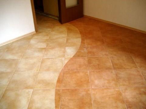 керамическая плитка в коридоре фото