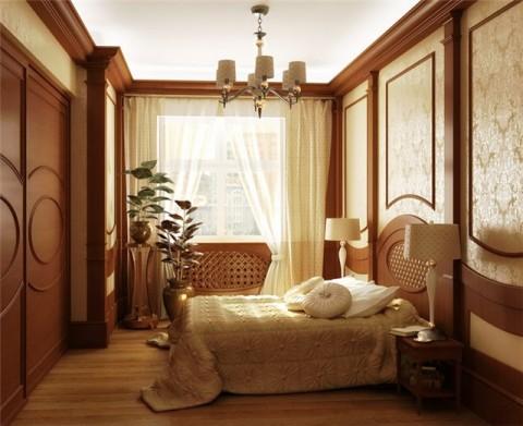 Дизайн спальни в светлых тонах фото