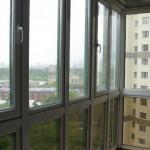 Варианты остекления балкона и лоджии