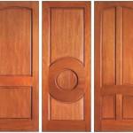 Щитовые и филенчатые двери