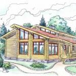 Как получить проект деревянного дома своей мечты?