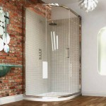 Преимущества установки дверей для душа в ванной комнате