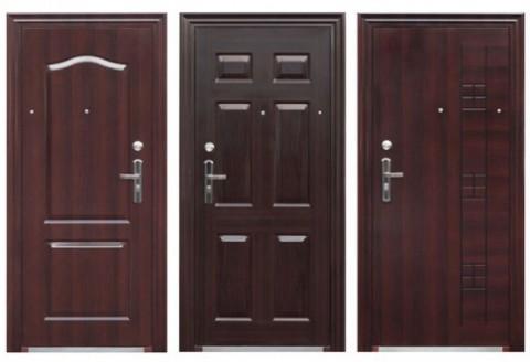 Как выбрать входную металлическую дверь