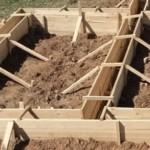 Делаем фундамент для каркасного дома