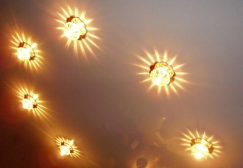 поверхностные светильники