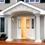 как выбрать входные деревянные двери в квартиру