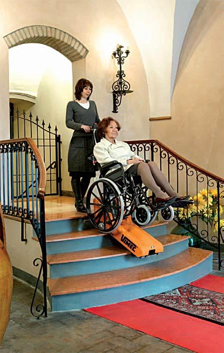 мобильный подъемник для инвалидов