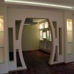 Установка арочных окон и дверных проёмов