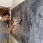 Виды декоративного покрытия стен