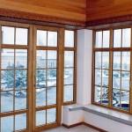 Окна из дерева: сильные стороны