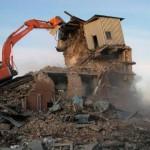 Какие работы проводятся при сносе здания?