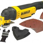 DeWalt DWE 315  multiinstrument применение в строительстве