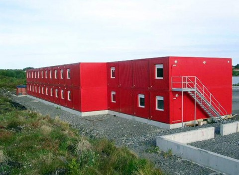 модульные здания нового поколения