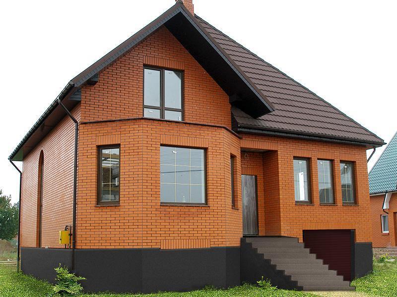 Как построить дом из кирпича своими руками пошаговая инструкция с фото