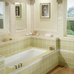 Интерьер ванной в классическом и кантри стиле
