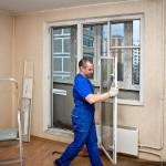 Монтаж пластиковых окон в старых домах