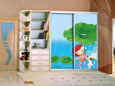 детский шкаф купе фото