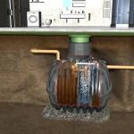 Система очистки канализации