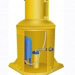 Система слива воды для загородного дома