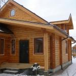 10 нюансов при строительстве домов из бруса
