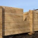 Выгодное строительство дома из профилированного бруса
