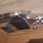 Как сделать вентиляцию в деревянном доме