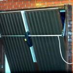 Самодельные ворота для гаража: виды и этапы сооружения