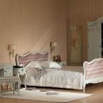 Спальня в стиле «рококо»