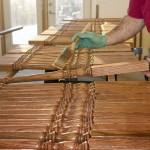 Защитные покрытия для древесины