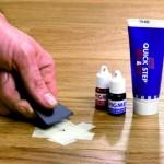 Как отремонтировать ламинат своими руками?