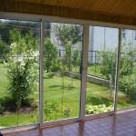Панорамные ПВХ окна. Особенности