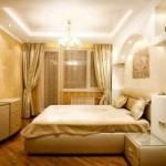 Решения обустройства спальни
