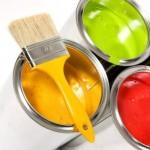 Водоэмульсионные и масляные краски