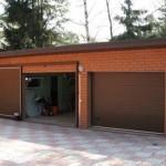 Делаем раздвижные ворота для гаража