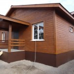 Материалы для ремонта фасада каркасного дома