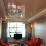 Создание атмосферы уюта в доме за счет натяжных потолков