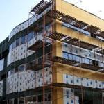 Навесной вентилируемый фасад здания – преимущества системы
