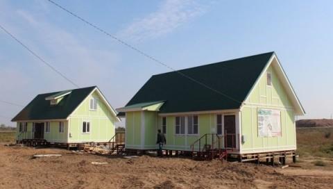 Индивидуальное строительство жилья